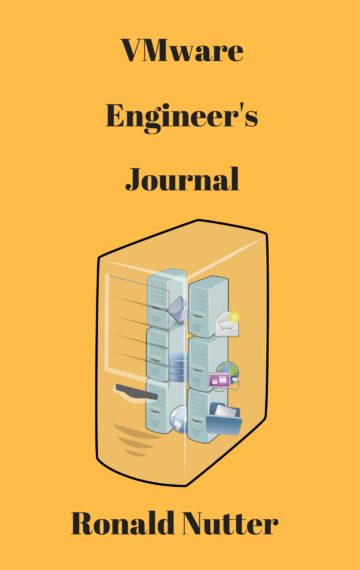 VMware Engineer's Journal